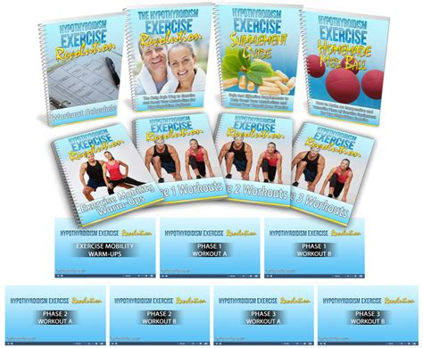 The Hypothyroidism Exercise Revolution Review Introduces How.