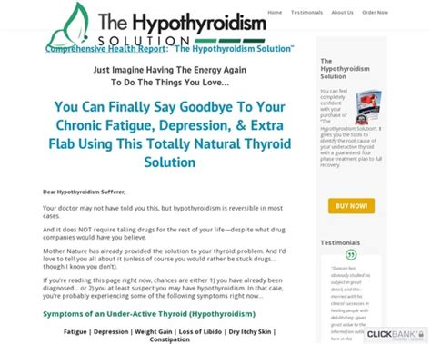 The Hypothyroidism Solution - Home Facebook.