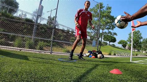 [click]the Individual Soccer Training System.