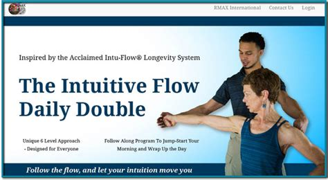 [click]the Intuitive Flow Daily Double Review.