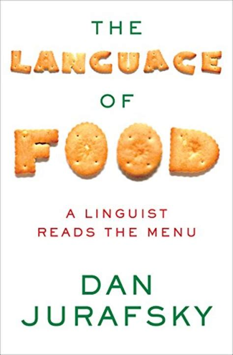 [pdf] The Language Of Food A Linguist Reads The Menu Pdf.