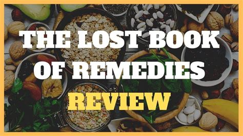 [click]the Lost Book Of Remedies Review Finally The Truth Is .