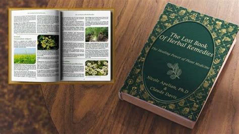 [click]the Lost Book Of Remedies By Claude Nelson.