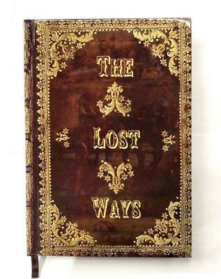 The Lost Ways (hardcover Special Edition) 9780692111970 Ebay.