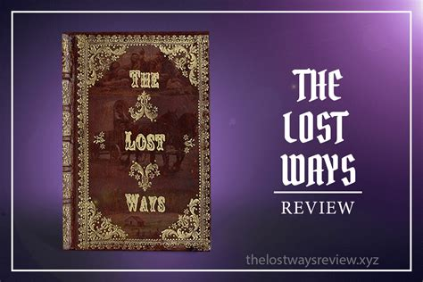 The Lost Ways 2 Review.