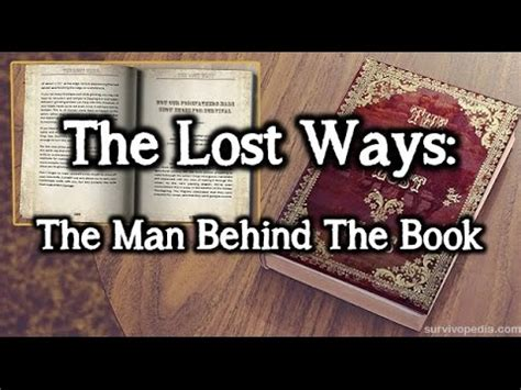 The Lost Ways Review: Hard Facts Revealed - Streetinsider.com.