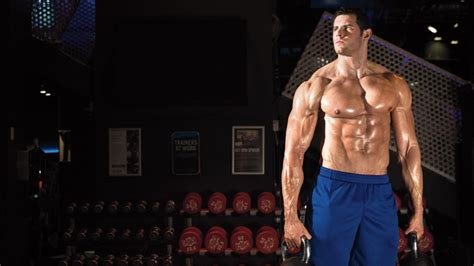 [click]the M F Superhero Workout  Muscle  Fitness.