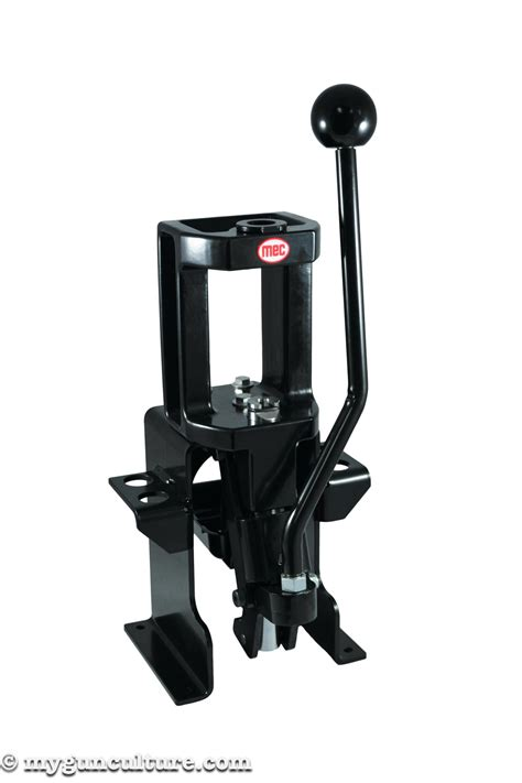 The Mec Marksman Single-Stage Reloading Press - Our Review .