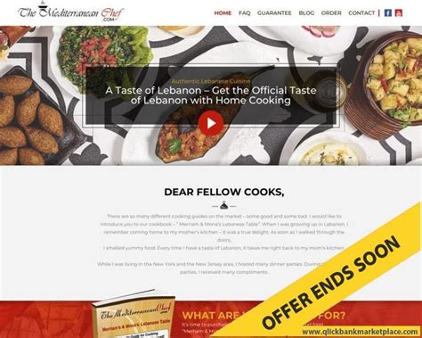 @ The Mediterranean Chef Merriam And Mona S Lebanese Table.
