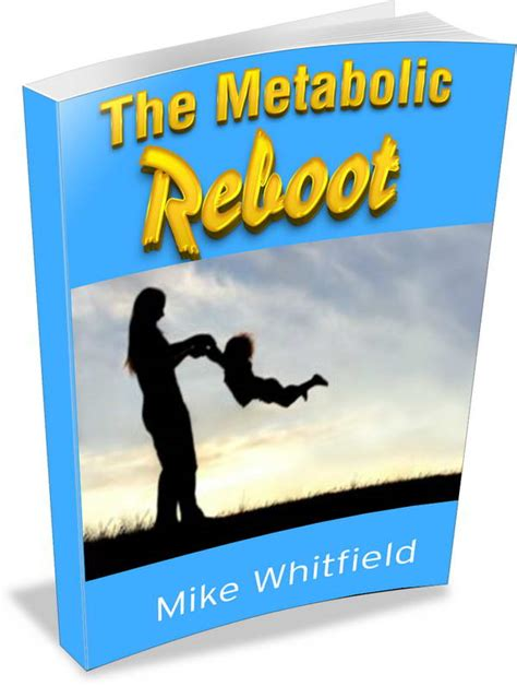 @ The Metabolic Reboot.