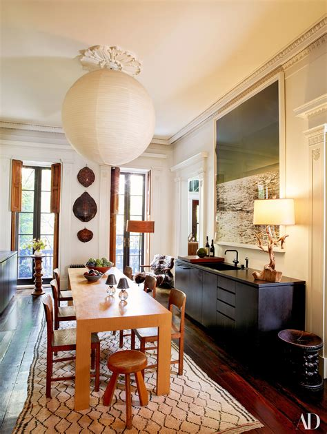 @ The New York City Townhouse Julianne Moore Calls Home .