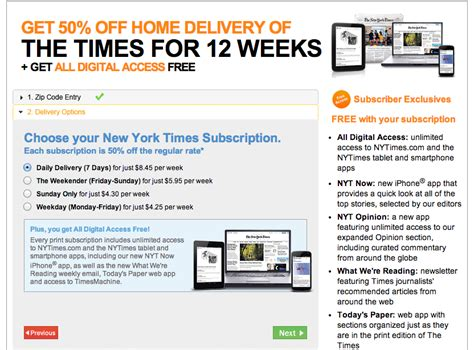 @ The New York Times Digital And Home Delivery Subscriptions.
