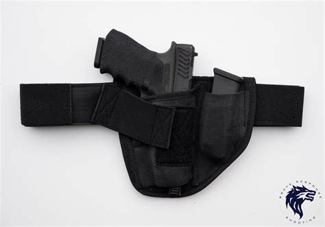 The Original Brave Response Holster Brave Response Shooting.