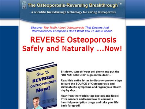 [pdf] The Osteoporosis-Reversing Breakthrough New Site - Great .
