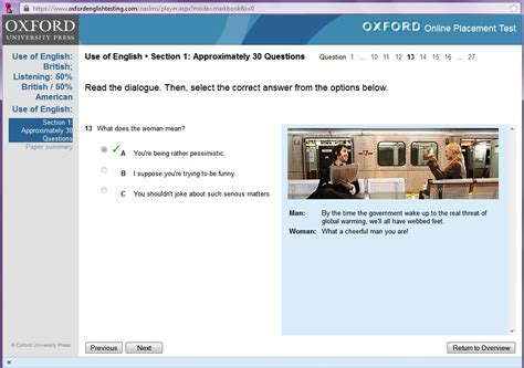 [pdf] The Oxford Online Placement Test The Meaning Of Oopt .