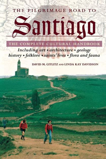 [pdf] The Pilgrimage Road To Santiago The Complete Cultural Handbook.