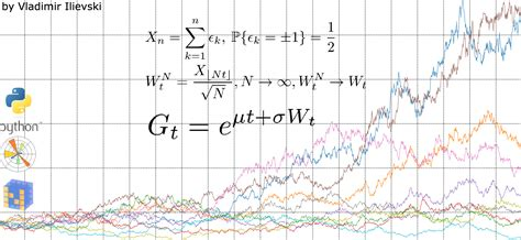 [pdf] The Price Of Stocks Geometric Brownian Motion And Black .