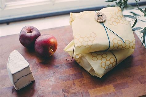 The Reusable Beeswax Thats Replaced My Saran Wrap - New York.