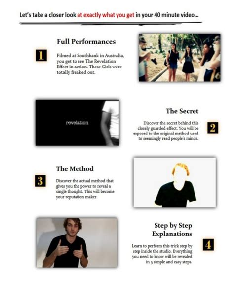 [pdf] The Revelation Effect - Mentalism And Mind Reading Are Not .