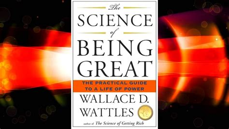 @ The Science Of Being Great - Wallace Wattles  Full Audiobook  Alpha Binaural Beats .