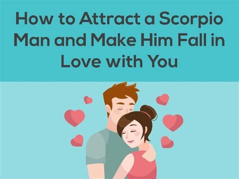 [pdf] The Scorpio Man In Love How To Attract A Scorpio Man .