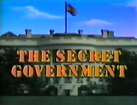 The Secret Government: The Constitution In Crisis Billmoyers.com.