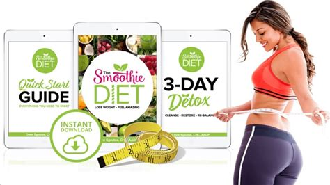 @ The Smoothie Diet Review - 21 Day Rapid Weight Loss Program.