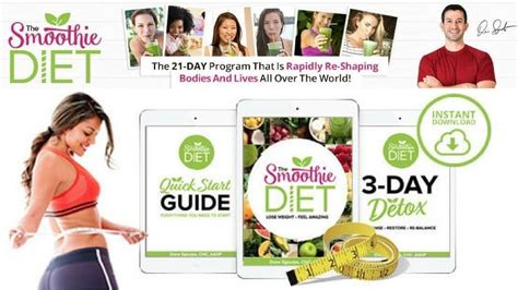 [click]the Smoothie Diet-21 Days Rapid Weight Loss - Amazing .