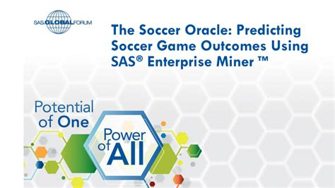 [pdf] The Soccer Oracle Predicting Soccer Game Outcomes Using .
