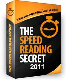 The Speed Reading Secret - Fast Speed Reading.