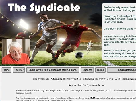 [pdf] The Syndicate - Professional Sports Betting Tips And .