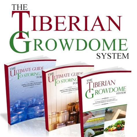 The Tiberian Growdome 1 Best Selling Product! - Forever Business.