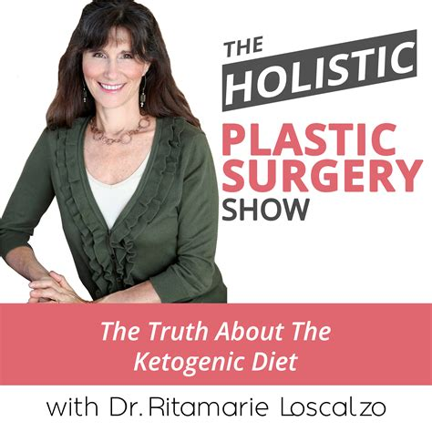The Truth About The Ketogenic Diet With Dr. Ritamarie Loscalzo.