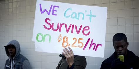 The Truth About The Minimum Wage - Foreign Affairs.