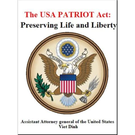 [pdf] The Usa Patriot Act Preserving Life And Liberty.