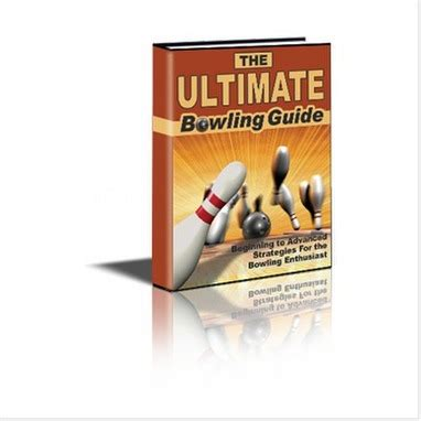 The Ultimate Bowling Guide Ebook - Remirules.com.