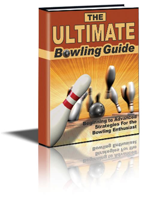 The Ultimate Bowling Guide By Erik Miller - Goodreads.