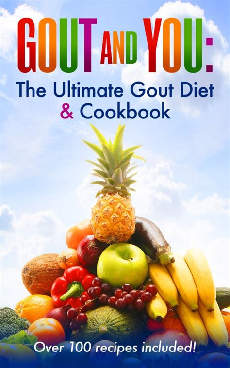 [click]the Ultimate Gout Diet Cookbook - Moneyhearsay Com