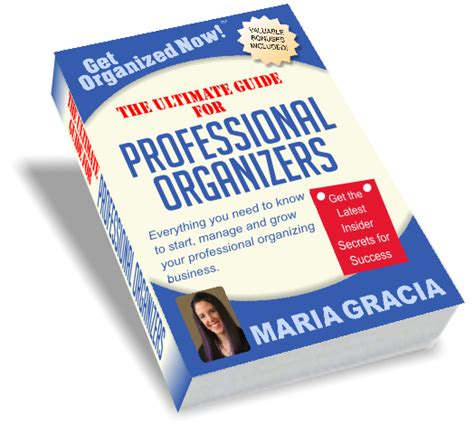 [pdf] The Ultimate Guide For Professional Organizers.
