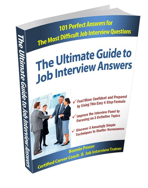 [click]the Ultimate Guide To Job Interview Answers Free.