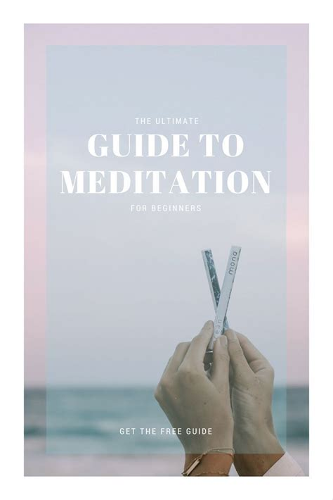 The Ultimate Guide To Meditation For Beginners - Monq.com.