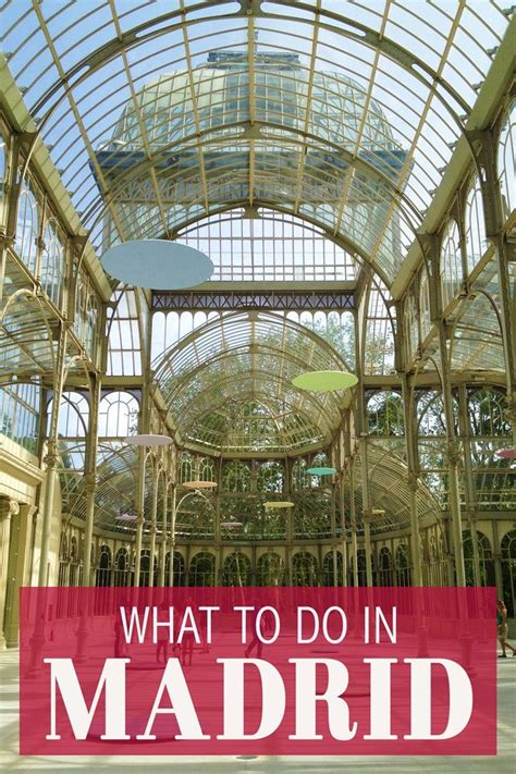 The Ultimate Madrid Travel Guide • The Blonde Abroad.