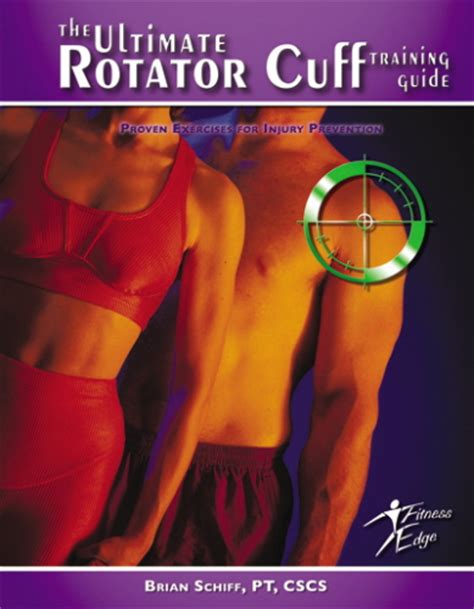 [click]the Ultimate Rotator Cuff Training Guide Dvd By Brian Schiff.