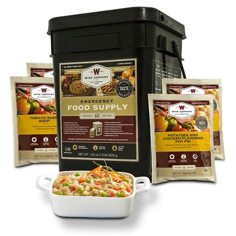 The Ultimate Survival Food Offer Food Wise Company Offers.