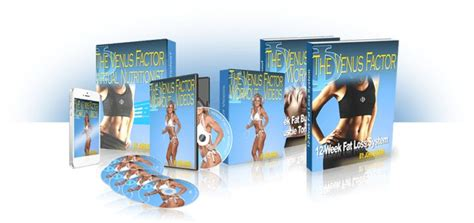 The Venus Factor 2.0 - Boos Fitness Gear.