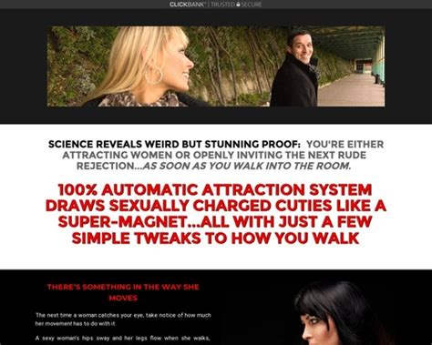 @ The Walking Code  Automatic Attraction System - Deserve .