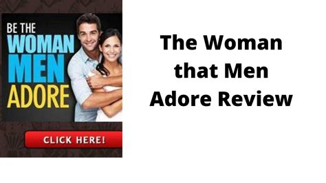 [click]the Woman Men Adore By Bob Grant   A Complete Review.