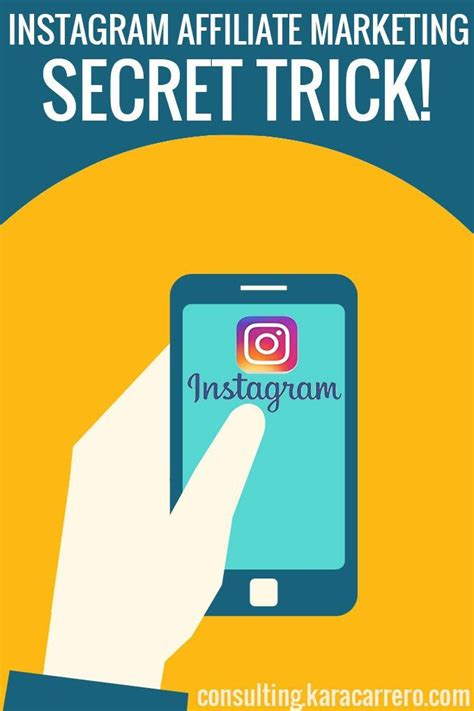 The Genius Affiliate Marketing Hack For Instagram Youll Love.