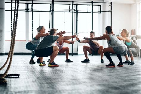 The Health Benefits Of Working Out With A Crowd - Nbc News.