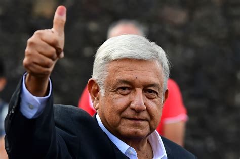The Wildly Ambitious Plan Of Mexicos President Amlo - The.